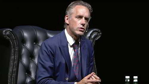 Jordan Peterson Recent